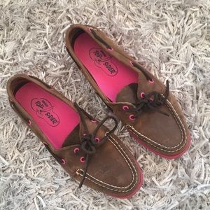 Authentic Sperry Topsiders